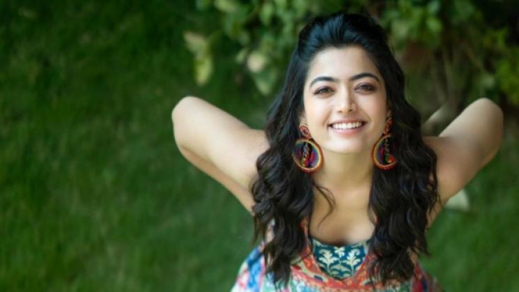 Rashmika mandanna Viral Instagram Kutty Story