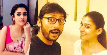 Nayanthara Joins Shoot of Mookuthi Amman RJ Balaji