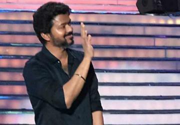 Bigil Audio Launch Thalapathy Vijay Speech
