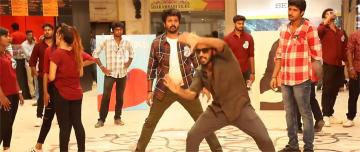 Sivakarthikeyan Hero MovieBuff Making Video Arjun