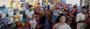 Dabangg 3 Making of Naina Lade Salman Khan