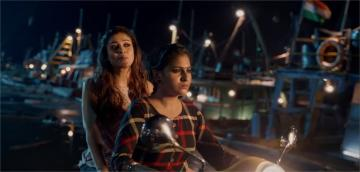 Bigil Moviebuff Sneak Peek 02 Vijay Nayanthara