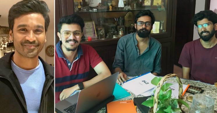 Dhanush D 43 Malayalam Writers On Board GVP