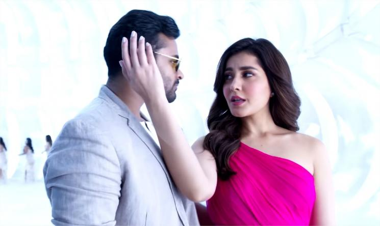 You Are My High Video Song Promo Raashi Khanna