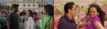 Dabangg 3 Making Yu Karke Salman Khan Sonakshi