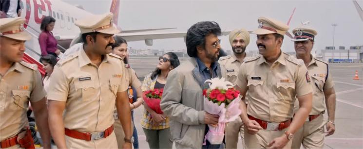 Darbar Moviebuff Sneak Peek Rajinikanth Nivetha
