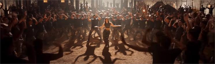 Daang Daang Video Song Promo MB Tamannaah