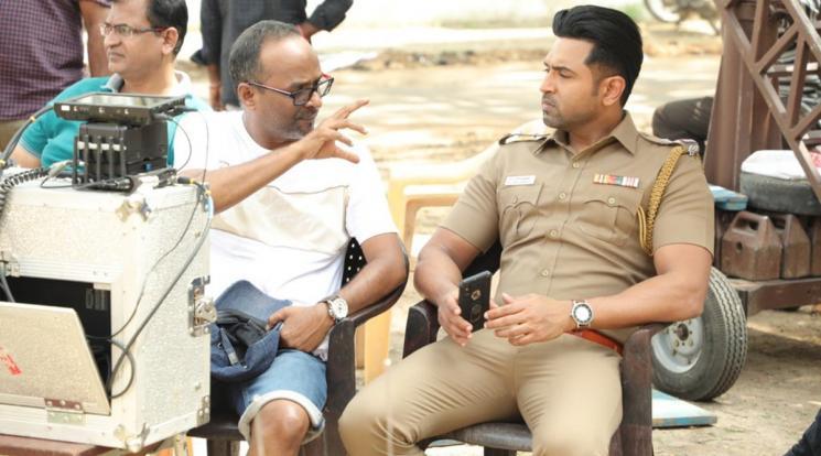 Arun Vijay Releases Romantic Pic From Sinam