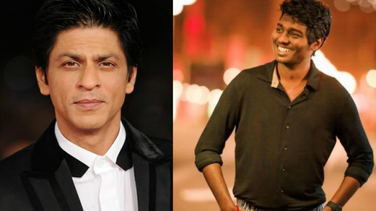 Shah Rukh Khan Opens Up on Next With Atlee