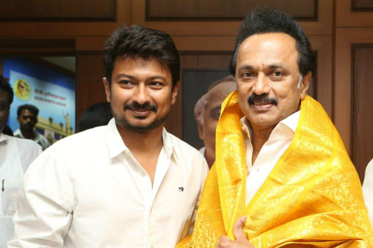 Udhayanidhi Stalin Explains On Karunanidhi Biopic