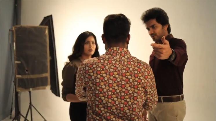 Kavin Amirtha Aiyer Lift Movie Making Video