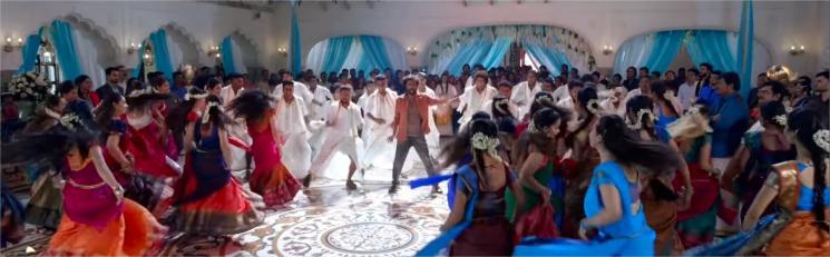 Darbar Dumm Dumm Video Promo Rajini Nayan