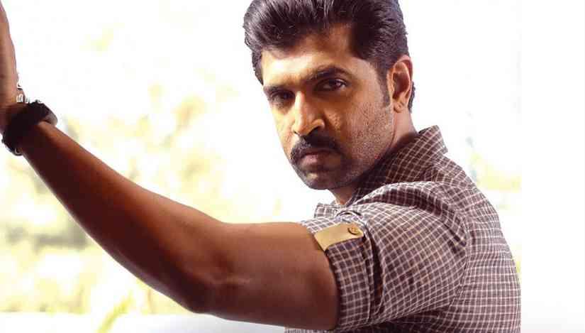 Arun Vijay New Movie