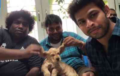 Varun Puppy Movie