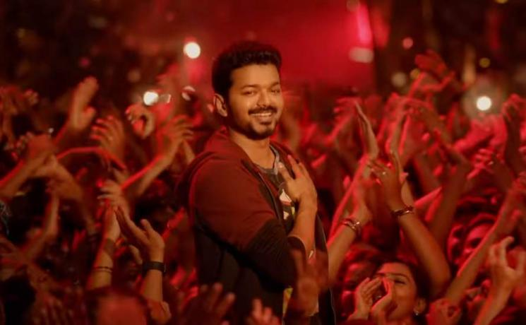 Bigil Verithanam Video Song Hits 80 Million Views