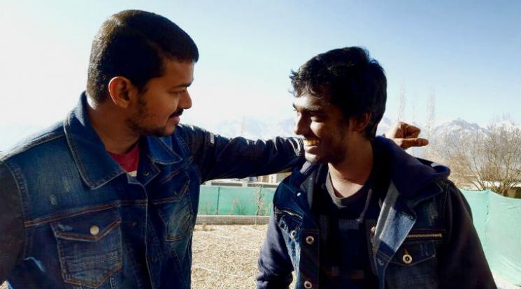 4 Years of Theri Atlee Emotional Note Vijay