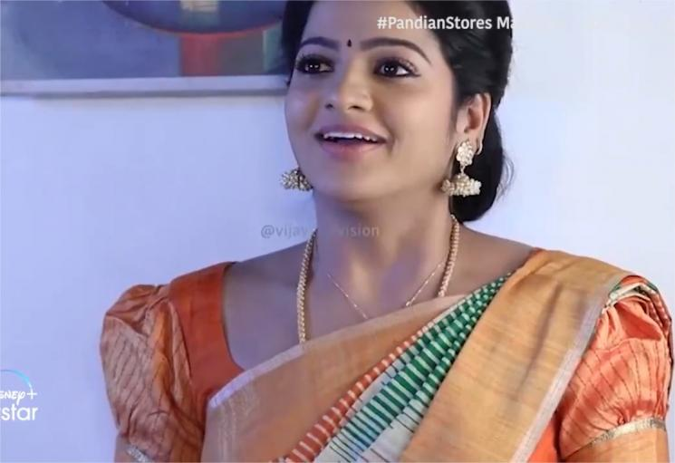 Pandian Stores Mulli Comes Back Home