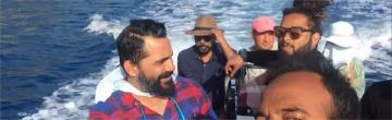 ENPT Making Video Dhanush Megha Akash GVM
