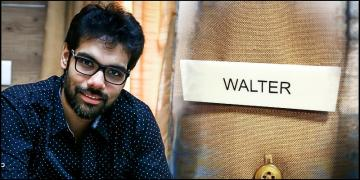 Sibiraj Walter First Look To Be Released Dec 10