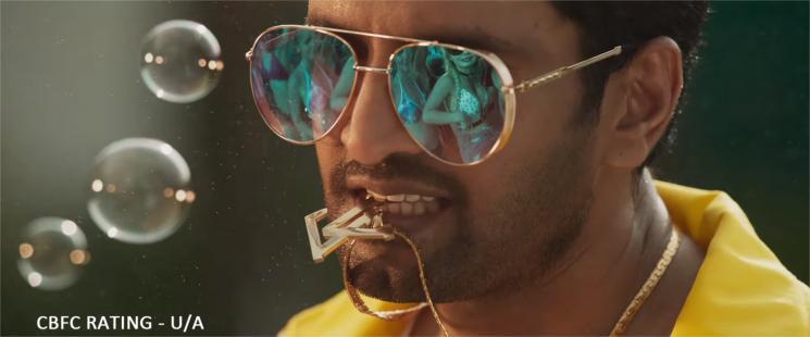 Dagaalty Movie Promo Video Santhanam Ritika Sen