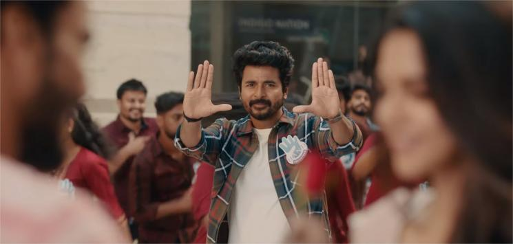 Overa Feel Pannuren Video Hero Sivakarthikeyan