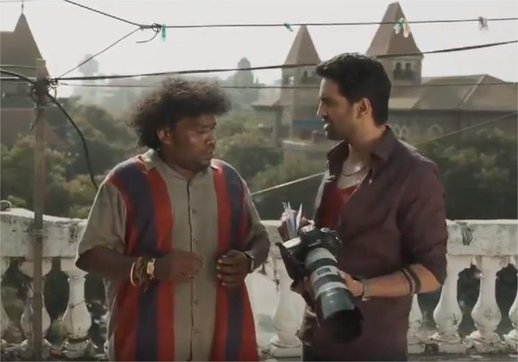Santhanam Dagaalty Comedy Promo Yogi Babu