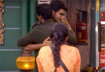 Kamal Praises Losliya Dad For Treating Kavin Well