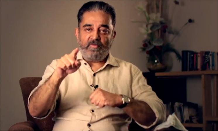 Kamal Hassan Asks People To Join Naame Theervu