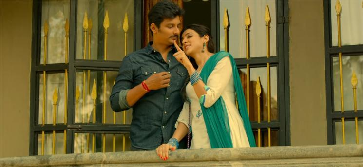 Jiiva Seeru Movie Censored UA Riya Suman