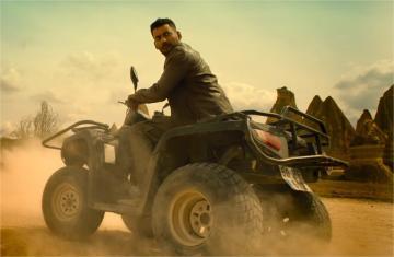 Vishal Tamannah Action Teaser
