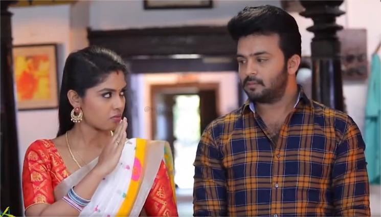 Pandian Stores Meena Gets Answer For Her Doubt
