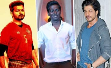 Atlee SRK Movie Shoot to Begin From March 2020