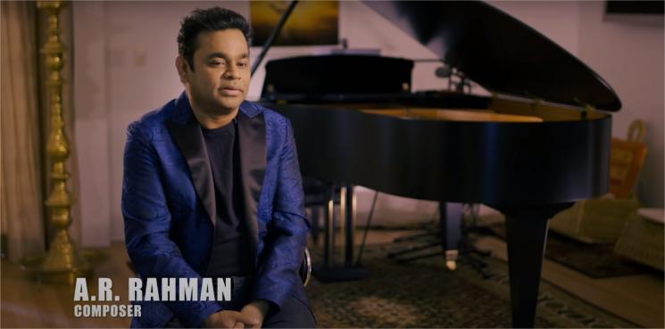 Hands Around The World Trailer AR Rahman