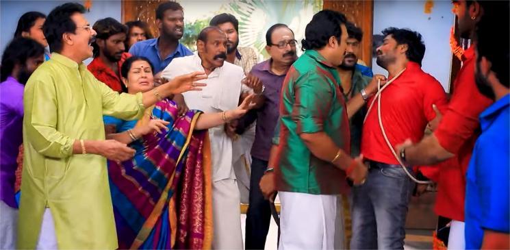 Devi Rescues Thamarai NINI New Promo Feb 13