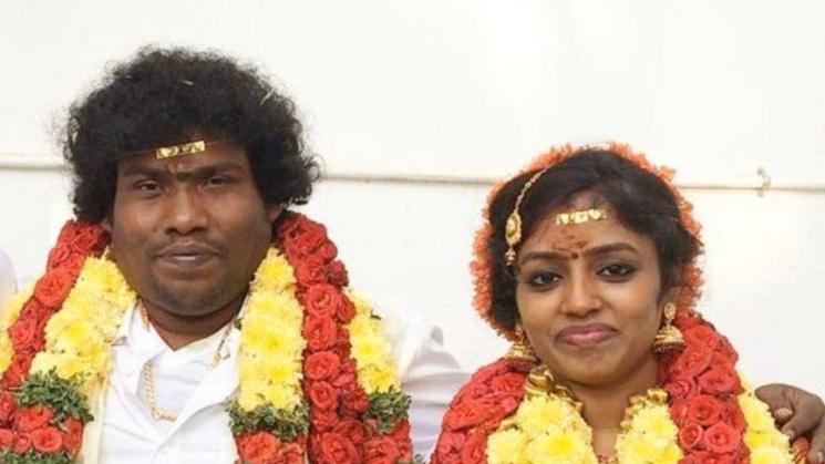 Yogi Babu Invites Vijayakanth Marriage Reception