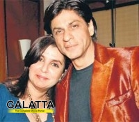 Farah and SRK to work together again post HNYa�™s release?
