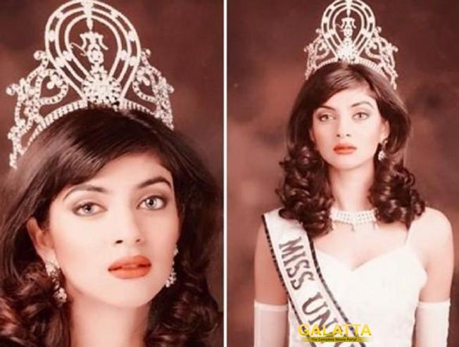 Sushmita's 22 years Miss Universe Journey!
