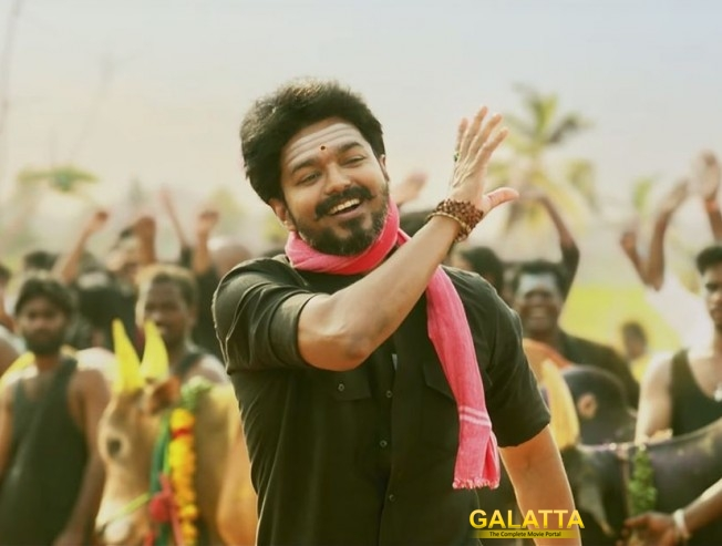 Mersal Reaches 100 Days In Its Theatrical Run In Chennai Thalapathy Vijay