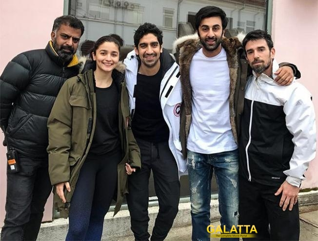 Ranbir Kapoor's Brahmastra Gets A Release Date !