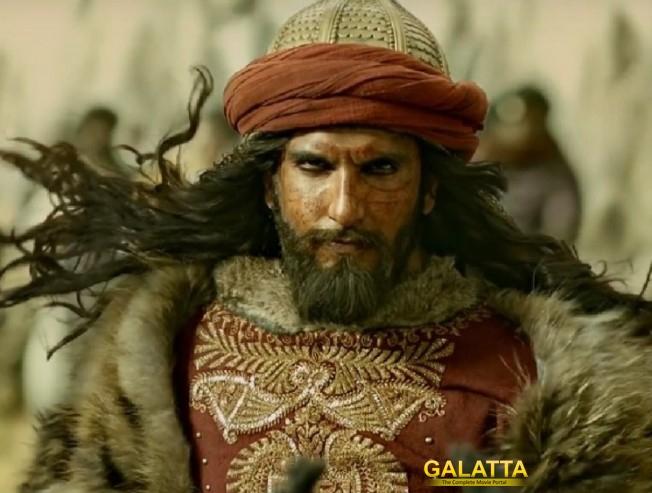 Ranveer Singh Forced to Avoid Padmavati Promotions
