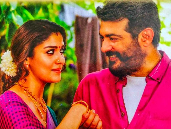 Ajith Viswasam directed by Siva marks his 50th day tomorrow 28th of February  - Tamil Movie Cinema News