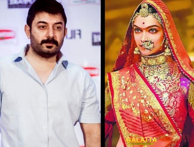 Deepika Padukone persuades Arvind Swamy