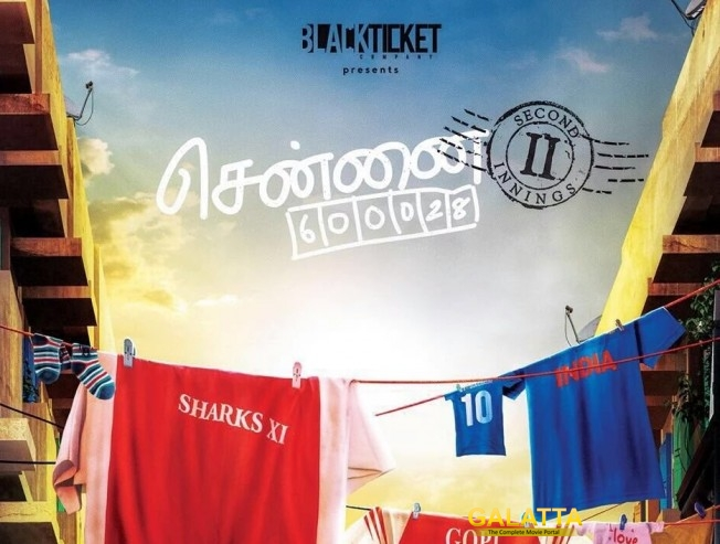 Chennai 28 sequel begins