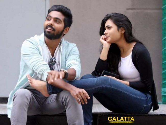 Its A Wrap For GV Prakash And Shalini Pandeys Hundren Percentage Kadhal