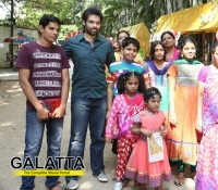 Sibiraj encouraging young talents from Sankalp