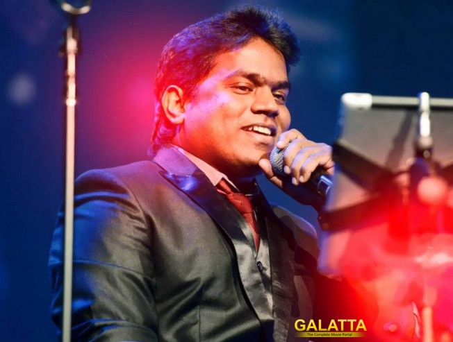 Now, win a chance to work with Yuvan