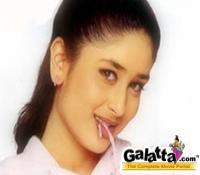 Kareena  in   Sivaji  ?