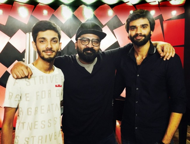 STR-Anirudh combo is back