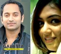 Nazriya Nazim and Fahad Fazil in Blessy's next!