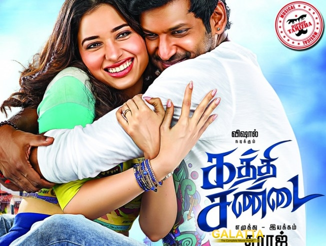 Vishal's Kaththi Sandai is about mind games
